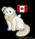 -Nekotalia: Canada-