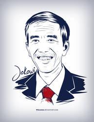 Jokowi by widjana