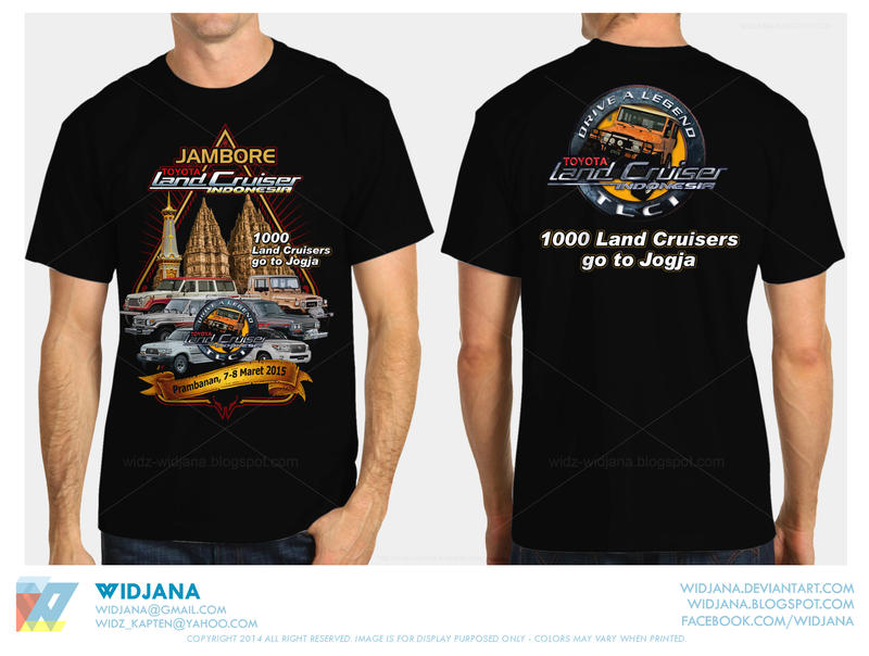 Jambore Toyota Land Cruiser Indonesia by widjana