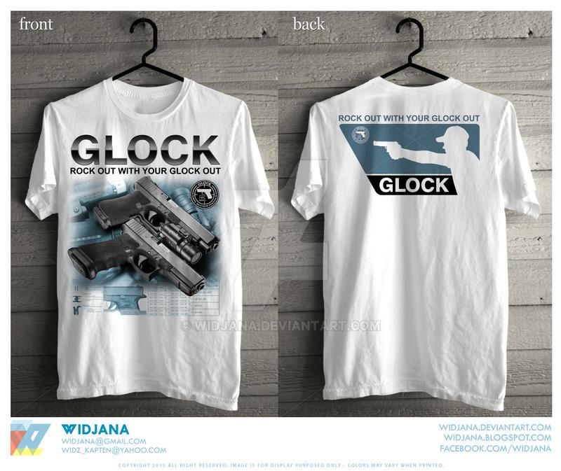 Glock by widjana