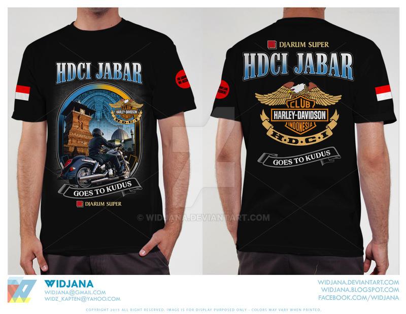 Hdci Jabar by widjana