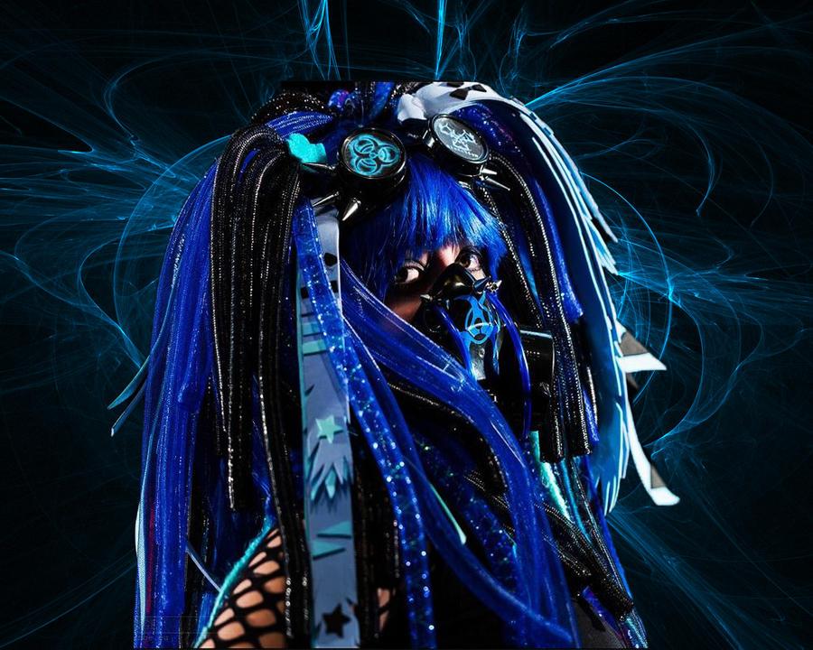 Cyber goth girl yuniie zephira by yuniienekochan on deviantart cyber goth girl yuniie zephira by yuniienekochan voltagebd Images