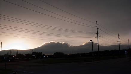 building storms