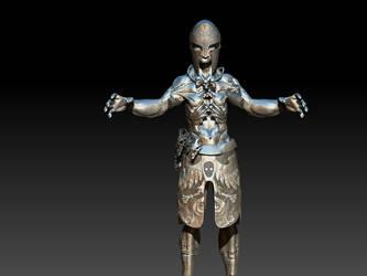 Spartan Demigod II by RedArmyStudio