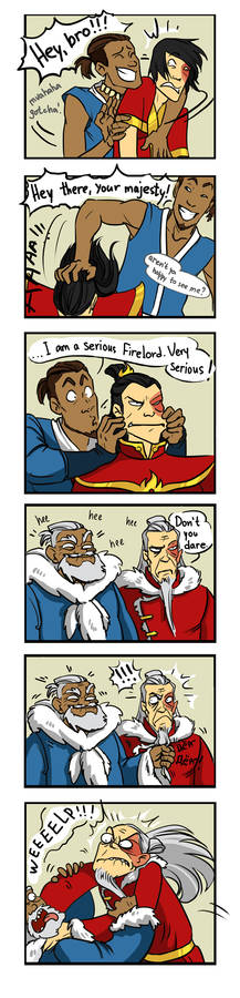 Where is Sokka?