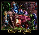 Alice in Malice Color