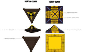 Daw'ria-Class and Tar'ad-Class