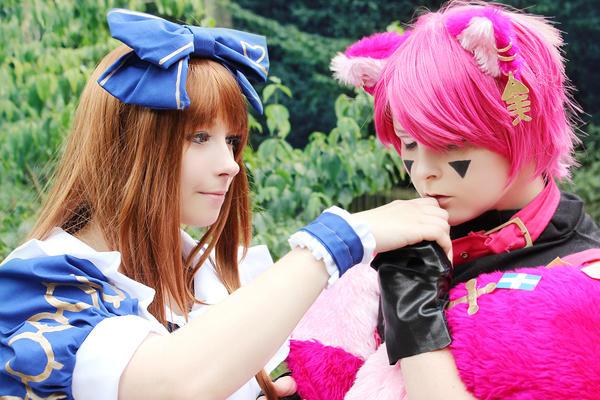 HeartnoKuni: Enchanting to meet you. by Michi-Fox