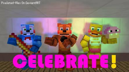 Celebrate Poster!