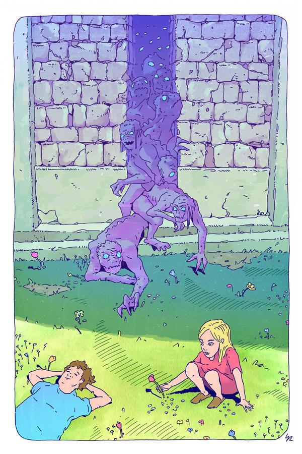 Morlocks by Yiannisun