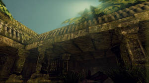 Cambodian Temple - Art Creation for Games