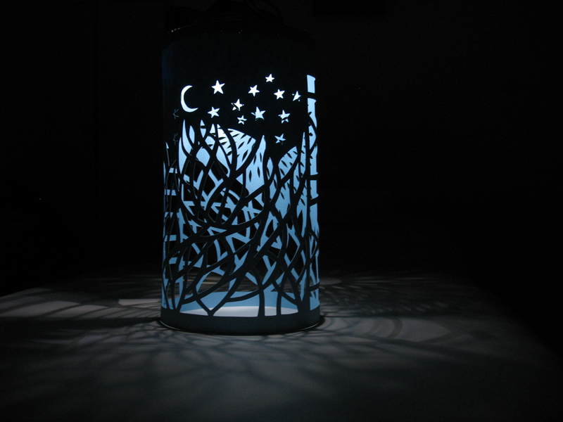 lamp2 by bluekenar