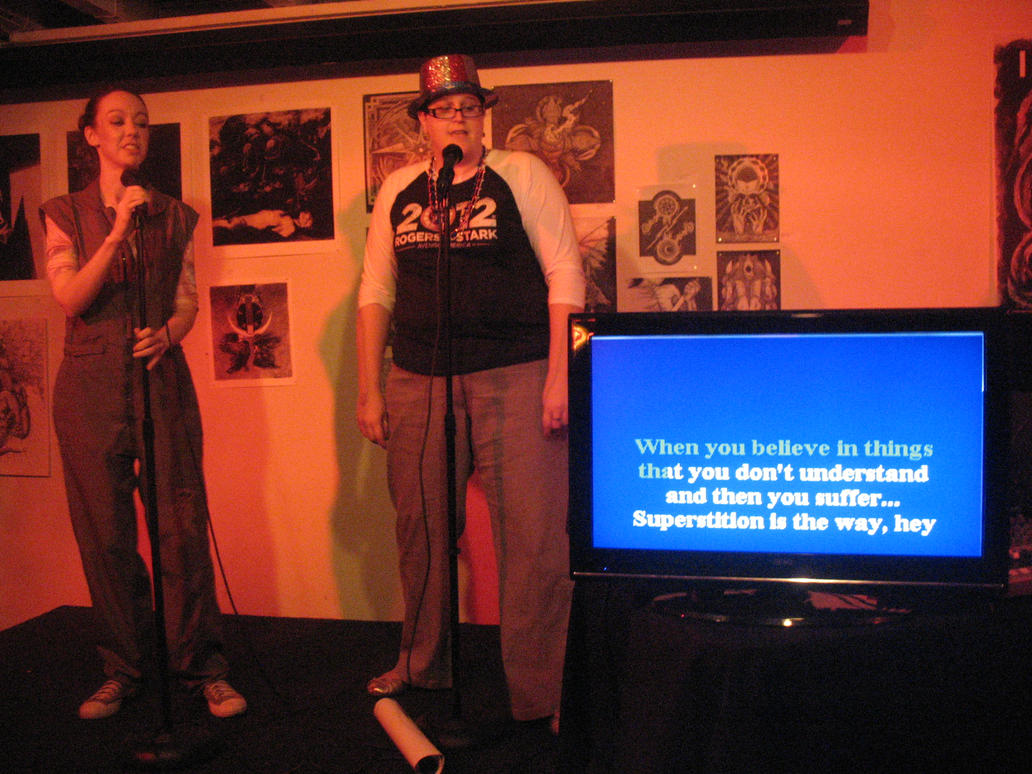 Cosplay Karaoke 18 by iancinerate