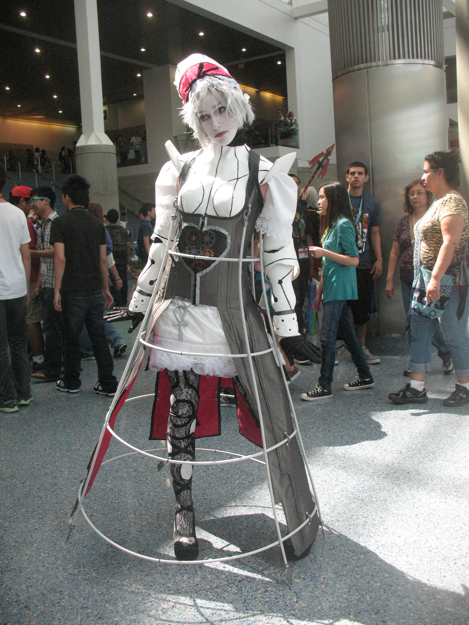 Ashlotte cosplay  Anime_expo_2013_336_by_iancinerate-d6csvj9