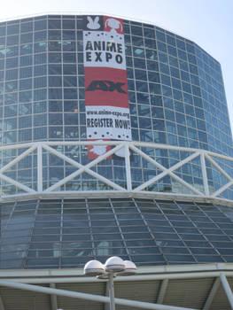 Anime Expo 2015 Banner