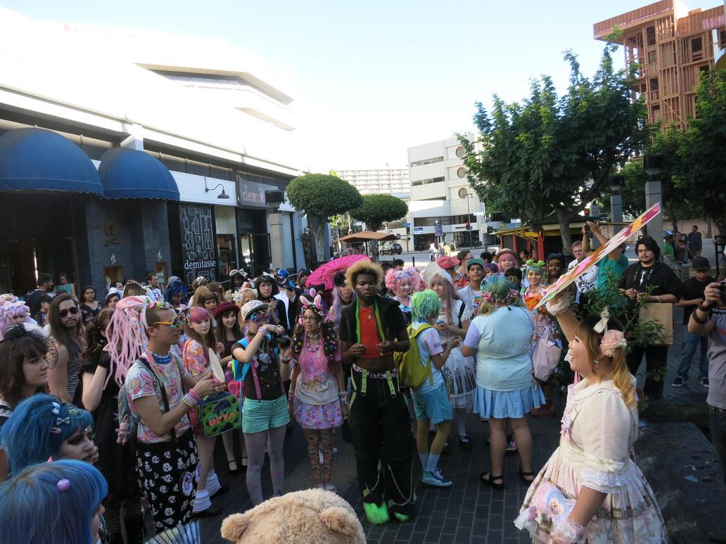 International Harajuku Fashion Walk: L.A. 117 by iancinerate