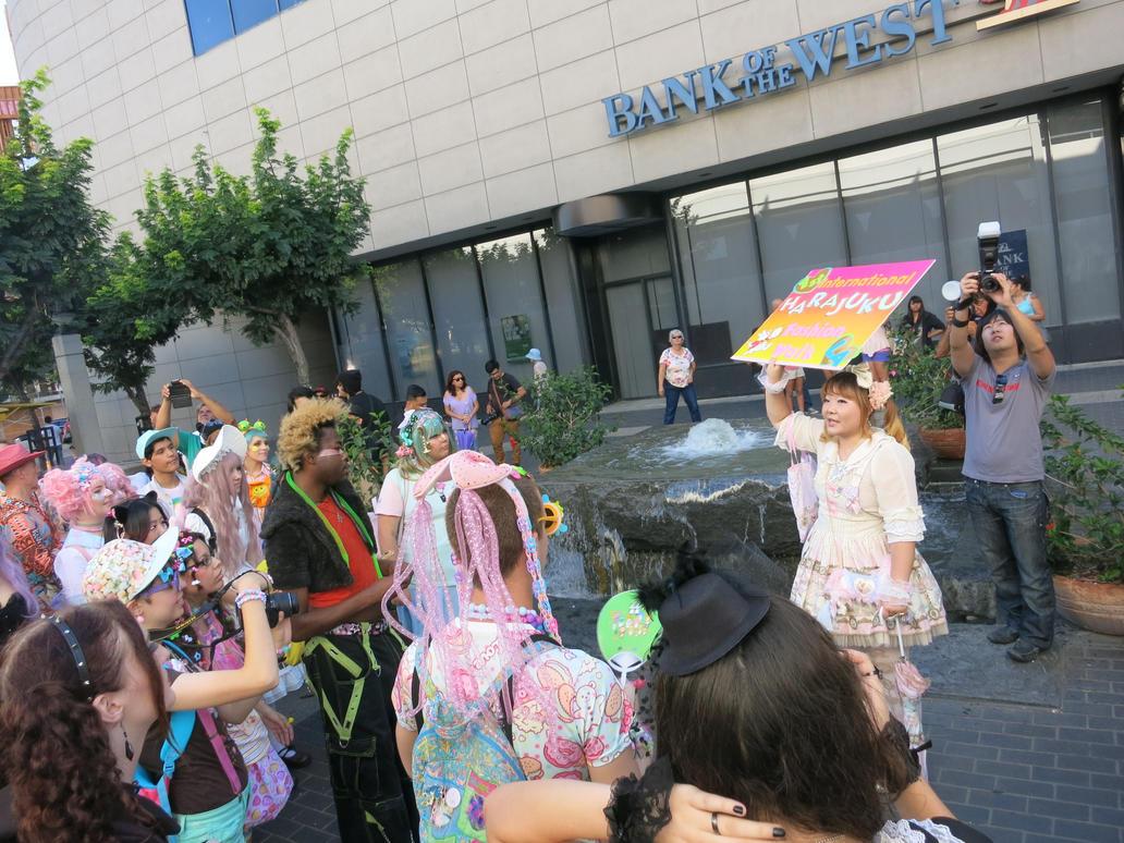 International Harajuku Fashion Walk: L.A. 116 by iancinerate