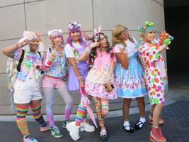 International Harajuku Fashion Walk: L.A.