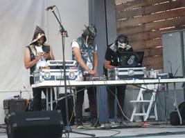 Luchador DJs