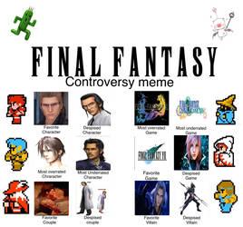 Zana's FF Controversy Meme