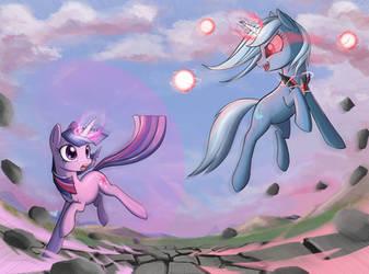 Magic Duel by Geminas0wng