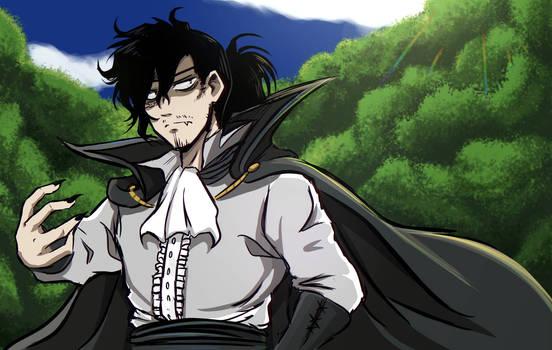 Vampire Aizawa
