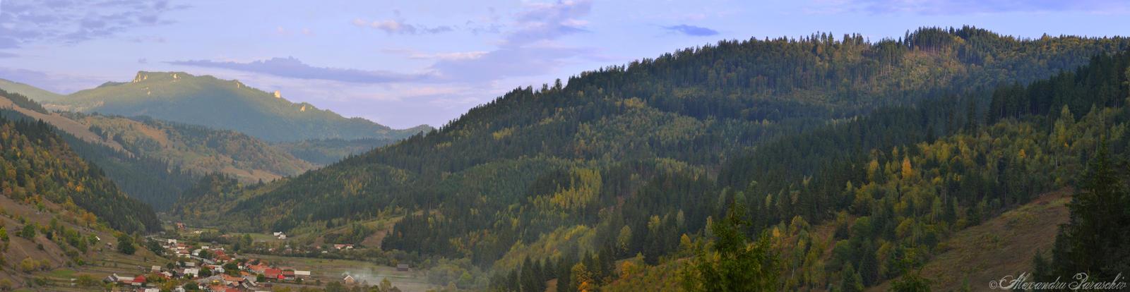 Romanian paradise by AlecsPS