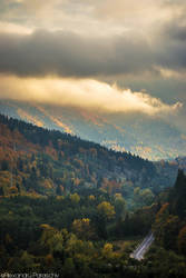 Stanisoarei Mountains by AlecsPS