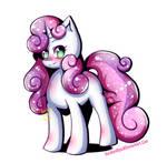 Sweetie Belle (Grown Up) by GardianRipu