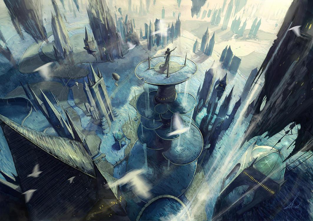 Arbitance, City of Truth by Petros-Stefanidis