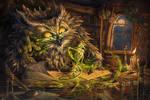 Dabbling in Animancy by Petros-Stefanidis