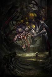The Terror of Undermountain by Petros-Stefanidis