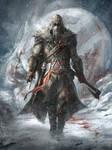Assassin's Creed Ragnarok Viking- Character Design