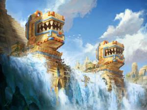Mayan Watermills