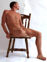 right knee chair by justmeina