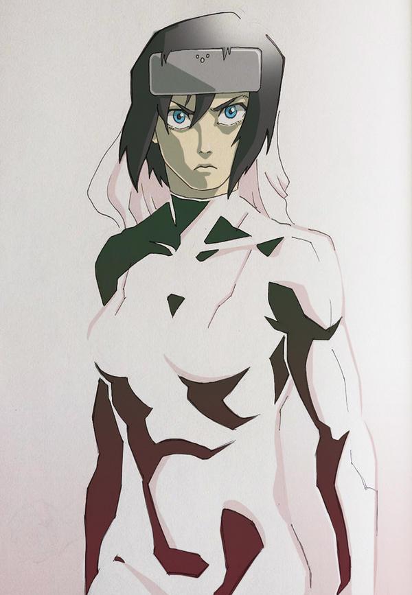 Major Kusanagi by PInoy01
