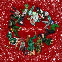 [BNHAOC] Merry Christmas 2020