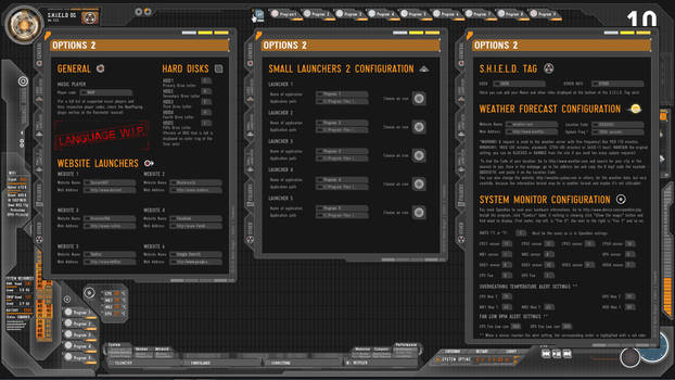 My SHIELD Desktop part 3 of 3