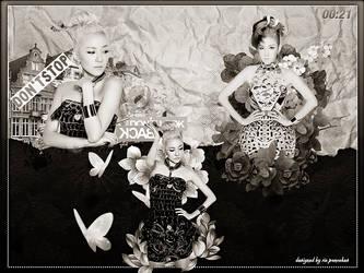 Happy Birthday Sandara Park! by NekoCrystal-Chii