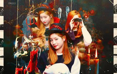 Ignite - Kim Dahyun by NekoCrystal-Chii