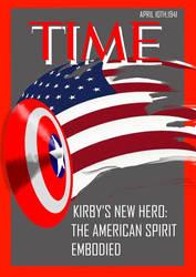 Captain America Time