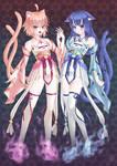 Yoriko and Fuyume