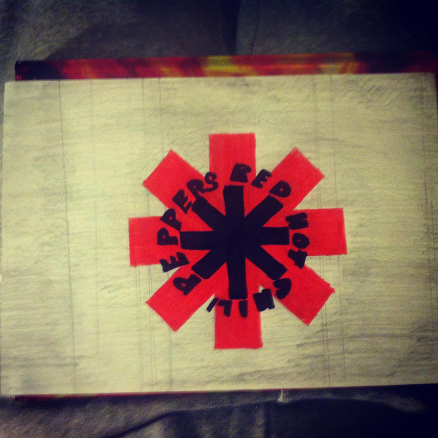 Red Hot Chili Peppers Logo by RobertDowneyJNR on DeviantArt