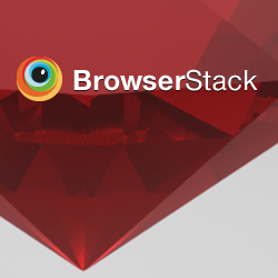 BrowserStack with Ruby by TekuConcept