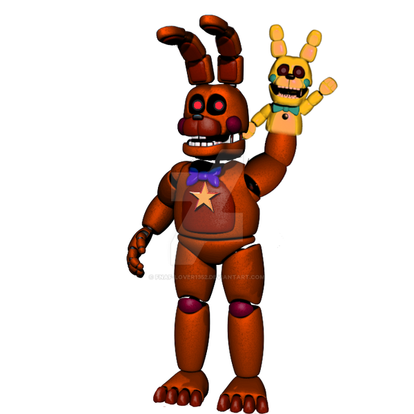 jose The RockStar Bunny] Creator {Fnaf-lover1352} by Fnaf