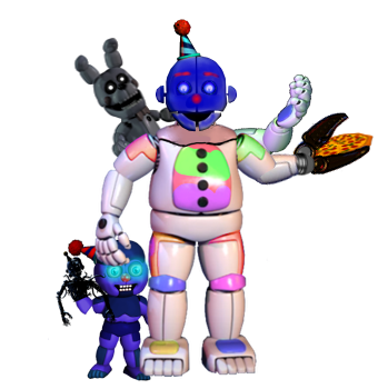Fixed Vs Original Fnaf
