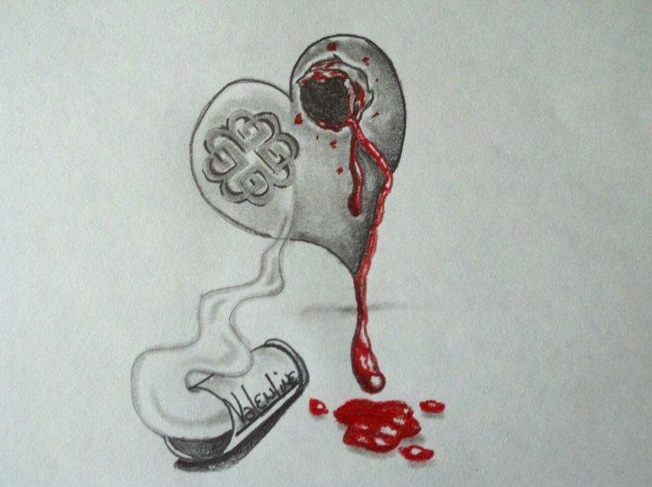 Bullet for my benjamin by kellyink on deviantart for Breaking benjamin tattoo