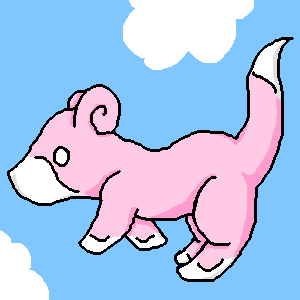 Slowpoke by PsyKoViggy