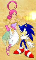 SATSR- Shahra and Sonic