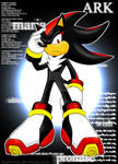 Shadow in Sonic Adventure 2